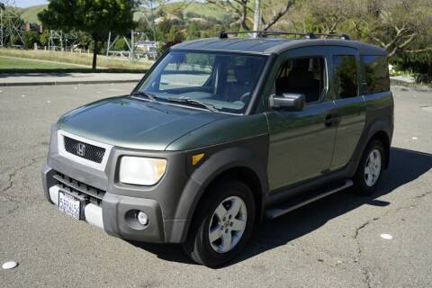 2003 Honda Element for sale at Sports Plus Motor Group LLC in Sunnyvale CA