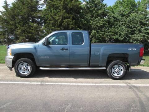 2013 Chevrolet Silverado 2500HD for sale at Joe's Motor Company in Hazard NE