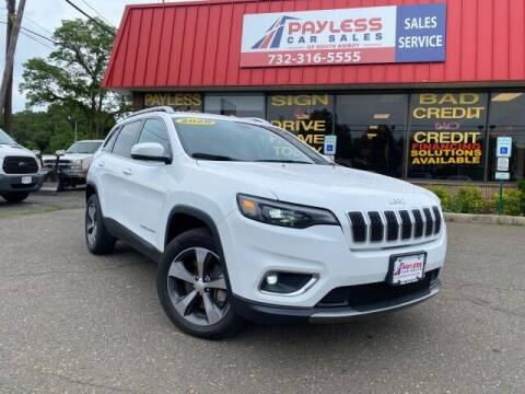 2020 Jeep Cherokee for sale at PAYLESS CAR SALES of South Amboy in South Amboy NJ