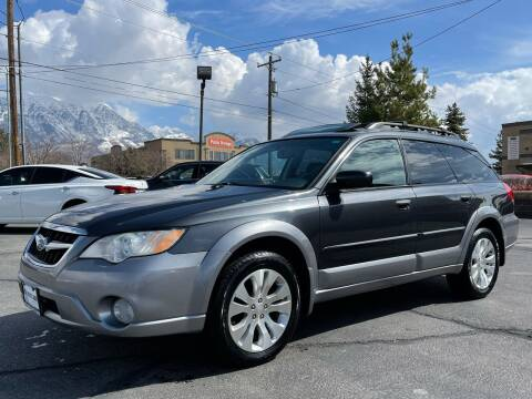 2009 Subaru Outback for sale at Ultimate Auto Sales Of Orem in Orem UT