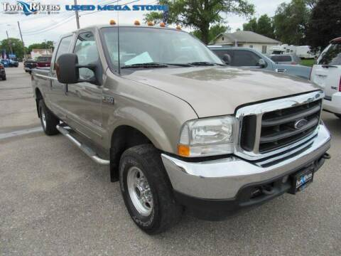 2003 Ford F-250 Super Duty for sale at TWIN RIVERS CHRYSLER JEEP DODGE RAM in Beatrice NE