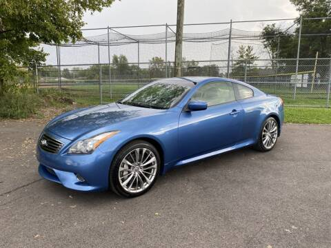 2013 Infiniti G37 Coupe for sale at Queen City Classics in West Chester OH