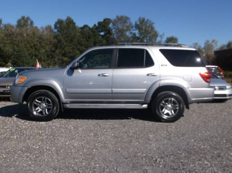 2007 Toyota Sequoia for sale at Car Check Auto Sales in Conway SC