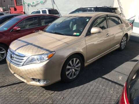 2011 Toyota Avalon for sale at MG Auto Sales in Pittsburgh PA