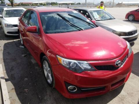 2014 Toyota Camry for sale at Bargain Auto Sales in West Palm Beach FL