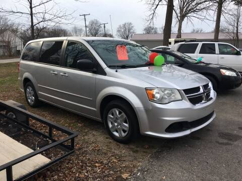 2011 Dodge Grand Caravan for sale at Antique Motors in Plymouth IN