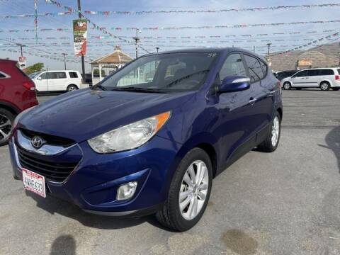 2012 Hyundai Tucson for sale at Los Compadres Auto Sales in Riverside CA