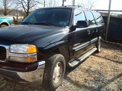 2005 GMC Yukon XL for sale at Branch Avenue Auto Auction in Clinton MD