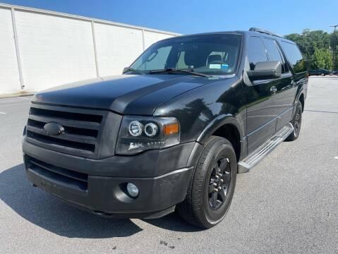 2010 Ford Expedition EL for sale at Allrich Auto in Atlanta GA
