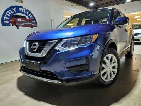 2017 Nissan Rogue for sale at Italy Blue Auto Sales llc in Miami FL