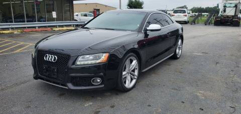 2010 Audi S5 for sale at I-80 Auto Sales in Hazel Crest IL