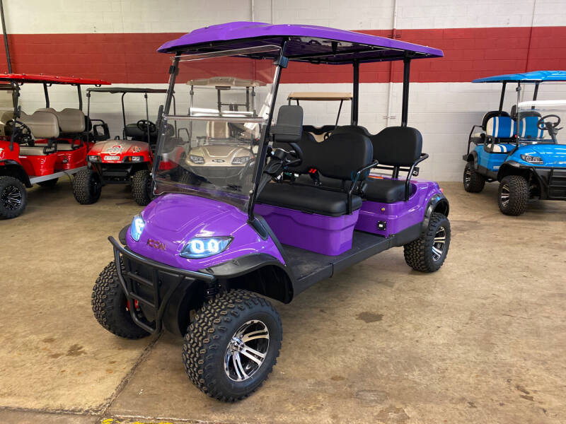 2021 Icon I40FL for sale at Columbus Powersports - Golf Carts in Columbus OH