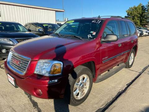 2006 GMC Envoy for sale at De Anda Auto Sales in South Sioux City NE