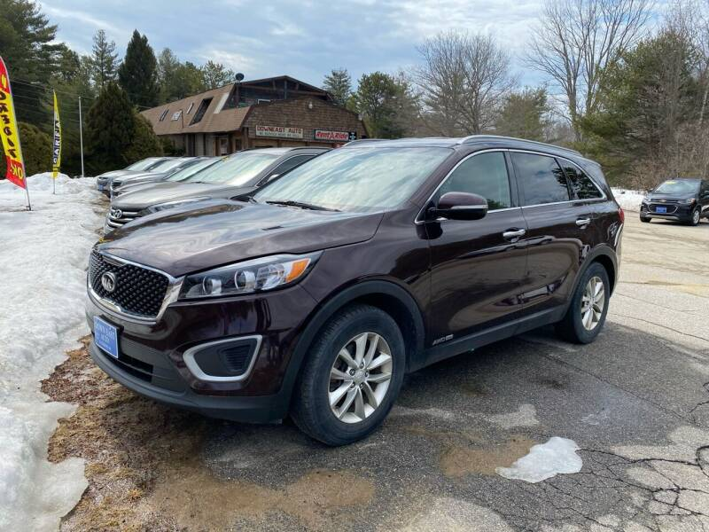 2016 Kia Sorento for sale at Downeast Auto Inc in South Waterboro ME