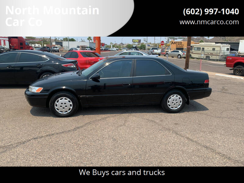 1999 Toyota Camry for sale at North Mountain Car Co in Phoenix AZ