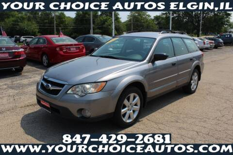 2009 Subaru Outback for sale at Your Choice Autos - Elgin in Elgin IL