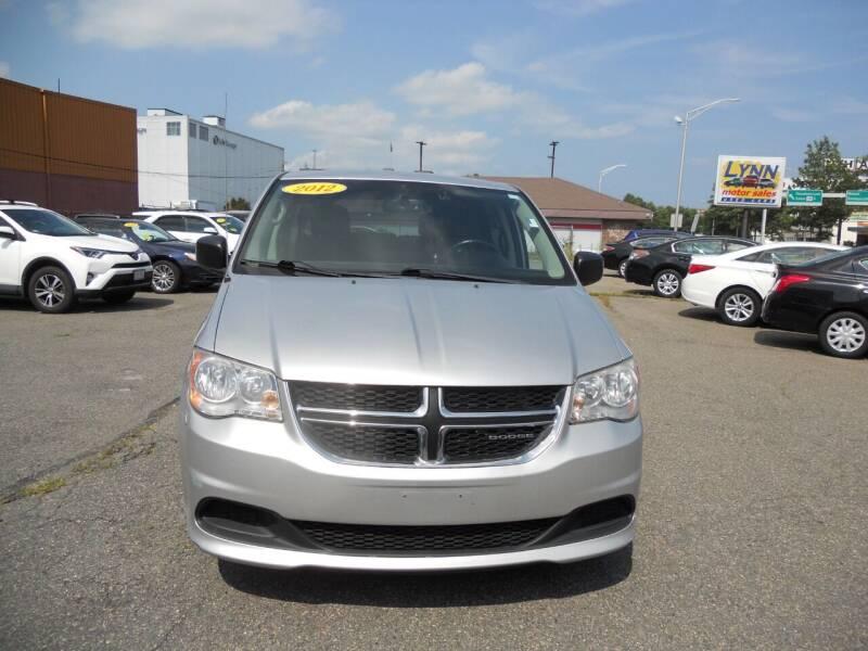 2012 Dodge Grand Caravan for sale at LYNN MOTOR SALES in Lynn MA