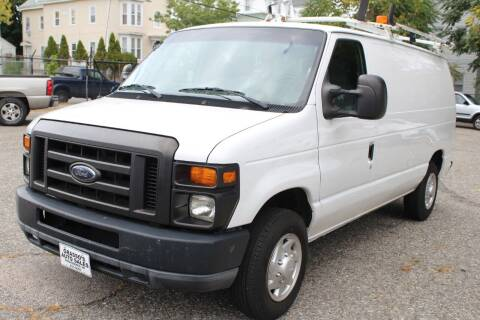 2010 Ford E-Series Cargo for sale at Grasso's Auto Sales in Providence RI
