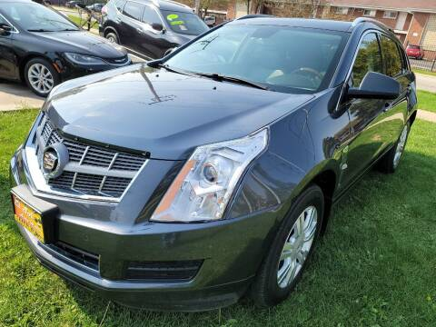2012 Cadillac SRX for sale at EL SOL AUTO MART in Franklin Park IL