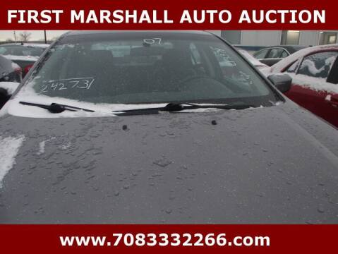 2007 Ford Fusion for sale at First Marshall Auto Auction in Harvey IL