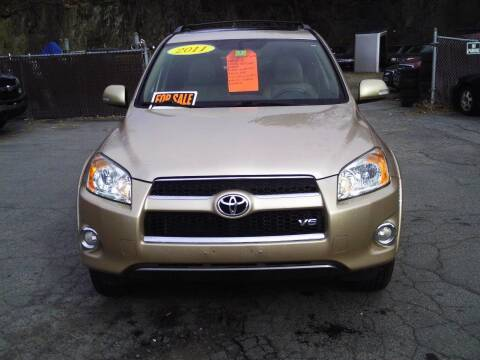 2011 Toyota RAV4 for sale at ALAN SCOTT AUTO REPAIR in Brattleboro VT