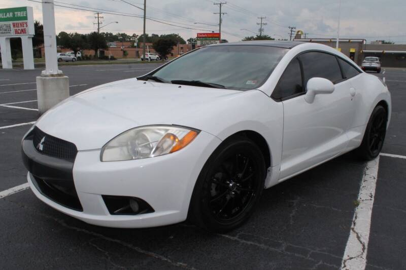 2011 Mitsubishi Eclipse for sale at Drive Now Auto Sales in Norfolk VA