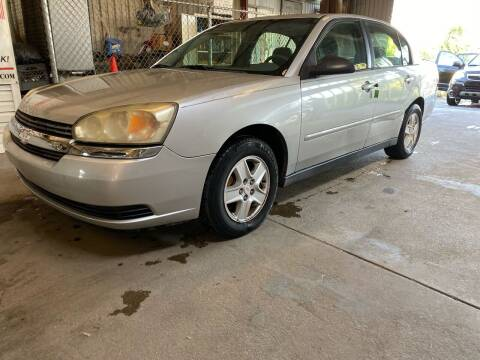 2004 Chevrolet Malibu for sale at Philadelphia Public Auto Auction in Philadelphia PA