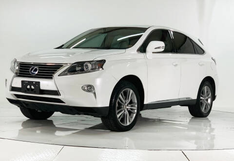 2015 Lexus RX 450h for sale at Houston Auto Credit in Houston TX