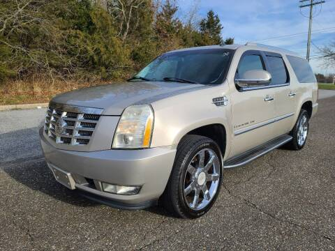 2007 Cadillac Escalade ESV for sale at Premium Auto Outlet Inc in Sewell NJ