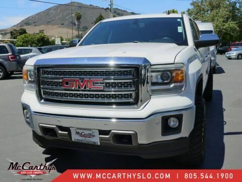 2014 GMC Sierra 1500 for sale at McCarthy Wholesale in San Luis Obispo CA
