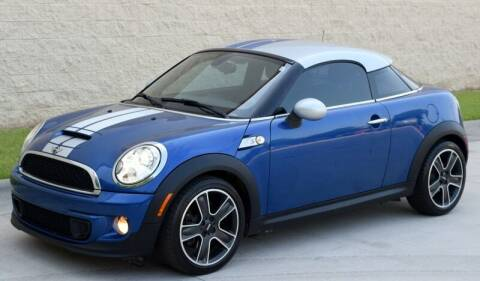 2012 MINI Cooper Coupe for sale at Raleigh Auto Inc. in Raleigh NC