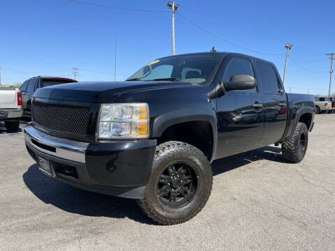 2010 Chevrolet Silverado 1500 for sale at Superior Auto Mall of Chenoa in Chenoa IL