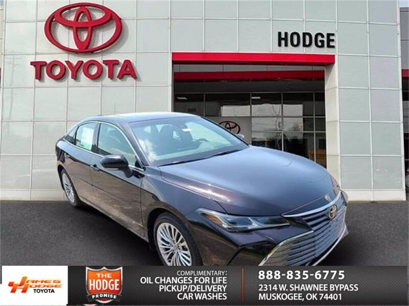 2021 Toyota Avalon for sale in Muskogee, OK