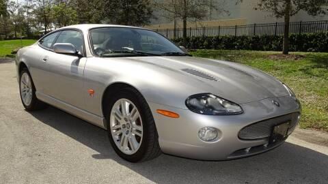 2006 Jaguar XKR for sale at Premier Luxury Cars in Oakland Park FL