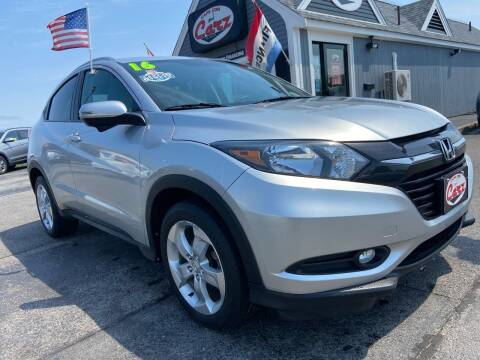 2016 Honda HR-V for sale at Cape Cod Carz in Hyannis MA