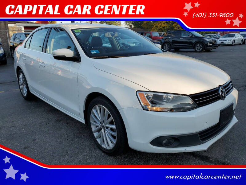 2014 Volkswagen Jetta for sale at CAPITAL CAR CENTER in Providence RI