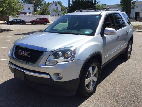2010 GMC Acadia for sale at Bromax Auto Sales in South River NJ