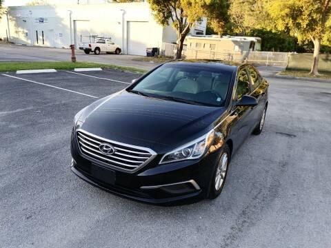 2016 Hyundai Sonata for sale at Best Price Car Dealer in Hallandale Beach FL