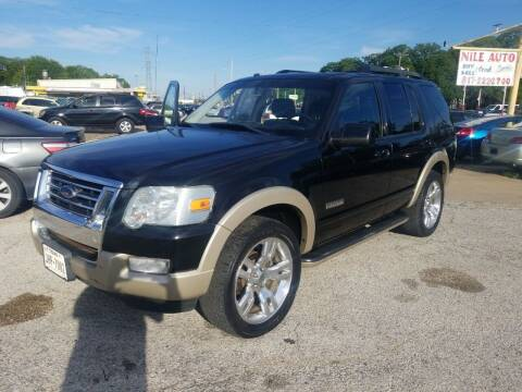 2008 Ford Explorer for sale at Nile Auto in Fort Worth TX