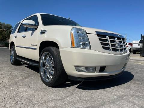 2007 Cadillac Escalade for sale at Boktor Motors in Las Vegas NV