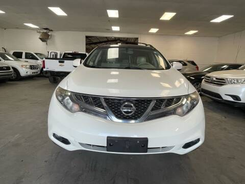 2012 Nissan Murano for sale at Ricky Auto Sales in Houston TX