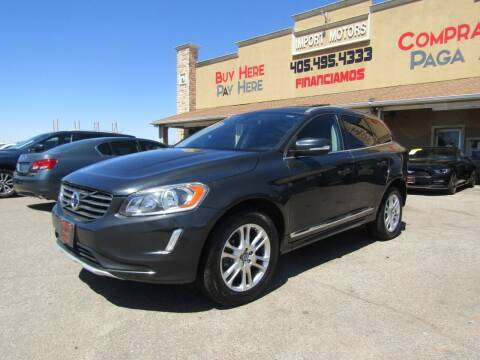 2015 Volvo XC60 for sale at Import Motors in Bethany OK