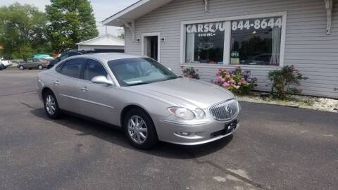2008 Buick LaCrosse for sale at Cars 4 U in Liberty Township OH