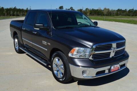 2016 RAM Ram Pickup 1500 for sale at Fincher's Texas Best Auto & Truck Sales in Tomball TX