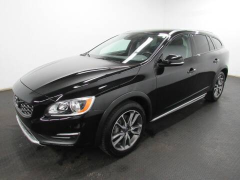 2016 Volvo V60 Cross Country for sale at Automotive Connection in Fairfield OH