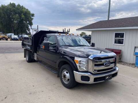 2011 Ford F-350 Super Duty for sale at B & B Auto Sales in Brookings SD