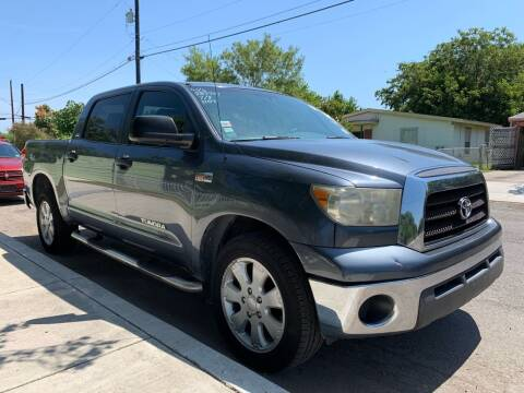 2007 Toyota Tundra for sale at C.J. AUTO SALES llc. in San Antonio TX