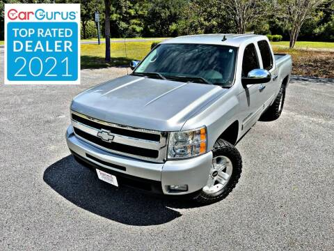 2011 Chevrolet Silverado 1500 for sale at Brothers Auto Sales of Conway in Conway SC