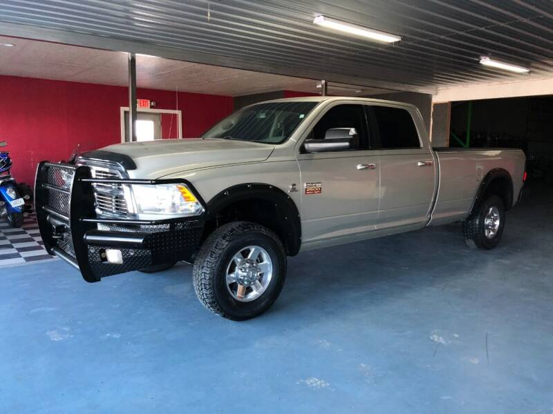 2010 Dodge Ram Pickup 2500 for sale at B&R Auto Sales in Sublette KS
