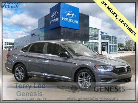 2020 Volkswagen Jetta for sale at Terry Lee Hyundai in Noblesville IN